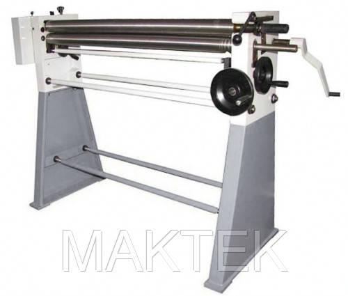 Ротационный гибочный станок MAKTEK 2 x 1000