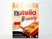 """Печенье с молочным кремом """"Nutella"""" B-ready 152 г"""