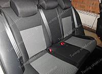 Чехлы на сиденья Фольксваген Джетта 6 (чехлы из экокожи Volkswagen Jetta 6 стиль Premium)