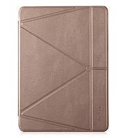 Чехол для iPad 2 / 3 / 4 - iMax Smart Case, золотой