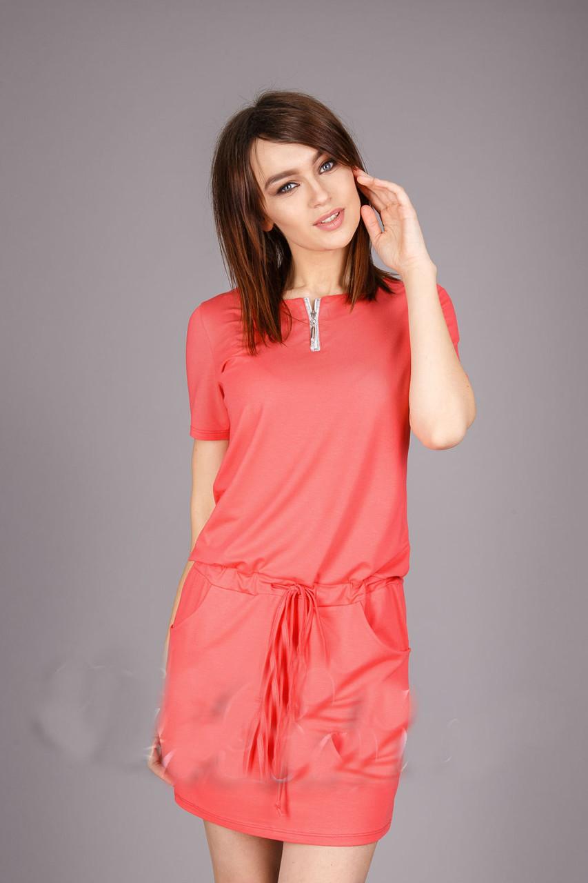 794341e7282 Летнее платье из шелковистой вискозы. - оптово - розничный интернет -  магазин