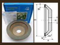 Чашка алмазная шлифовальная АЧК 12А2-45. Чашка алмазная заточная
