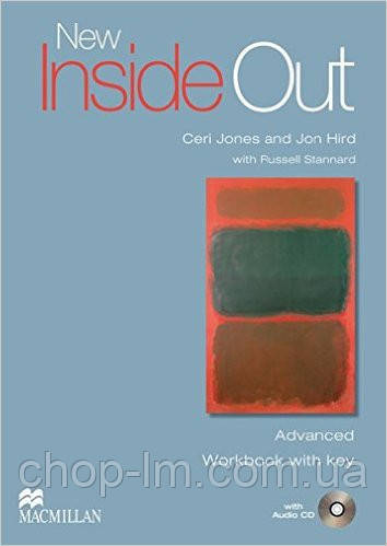 New Inside Out Advanced Workbook with Key Pack (тетрадь с ответами)