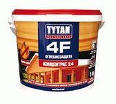 Деревозахисний засіб Tytan 4F червоний