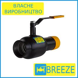 Кран 11с34п1 Ду15-50 (с ручкой) вода, газ, нефтепродукты