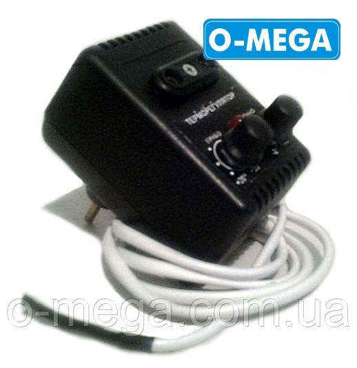 Терморегулятор для инкубатора ТРП-1000 плавно затухающий (с двумя регулировками)