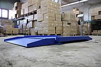 Весы платформенные (торговые, складские) 300 кг (0,3 т), 1500х1500мм