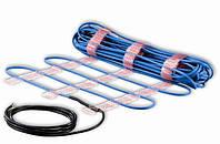 Греющий кабель, мат 300 Вт/м², площадь обогрева 2,4 м²