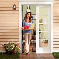 Москитная шторка на дверь