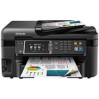 МФУ Epson WorkForce WF-3620DWF (C11CD19302) / (Дуплекс, факс)