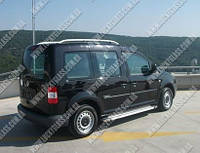 Рейлинги VW Caddy Короткая.База CROWN 2004-