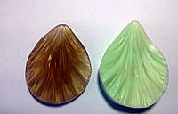 Молд + вайнер Лепесток универсальный (р-р 7,5 х 6 см), для фоамирана и глины