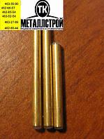 Труба латунная Л63 50х1