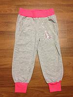 Детская одежда оптом Штаны спортивные для девочек оптом р.104-110-116-122, фото 1