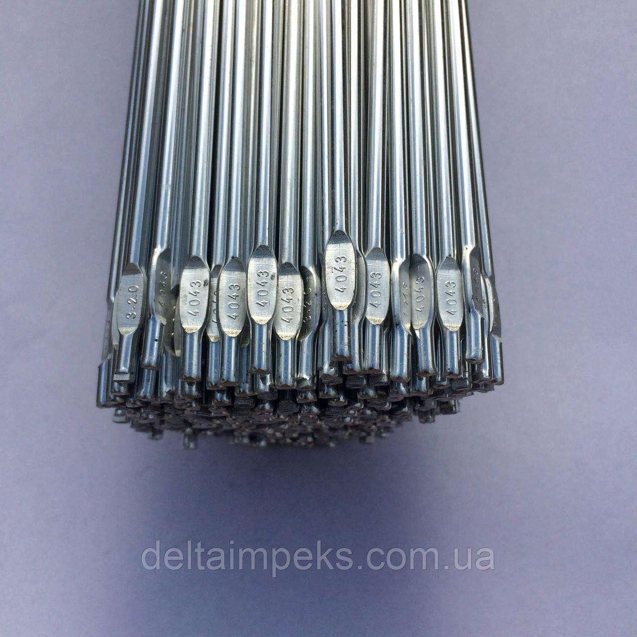 Пруток алюминиевый ER 4043 2,4мм