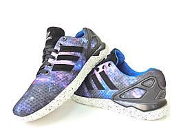 Мужские кроссовки Adidas ZX Cosmic Boost Адидас космик буст