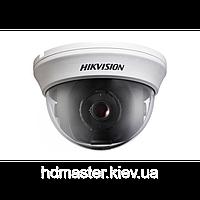 Видеокамера купольная аналоговая цветная Hikvision DS-2CE55A2P (2.8мм)
