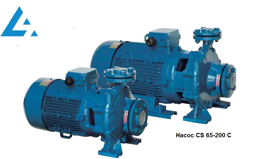 Насос CS65-200C SPERONI