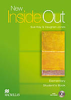 New Inside Out Elementary Student's Book with CD ROM Pack
