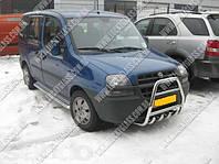Кенгурятник Fiat Doblo 00-10(Защита бампера)