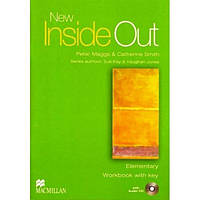 New Inside Out Elementary Workbook with Key Pack