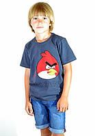 Футболка с рисунком Angry Birds