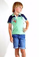 Футболка поло для мальчика