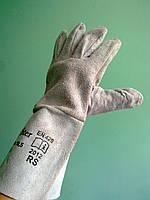Перчатки сварщика краги без подкладки