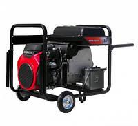 Генератор 12 кВА, Cos 1, Honda GX690, 18,8 кВт/25.6 л.с., 688 см3, 16 л, 120 кг AGT 12501 HSBE R16.