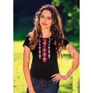Вышиванки футболки женские