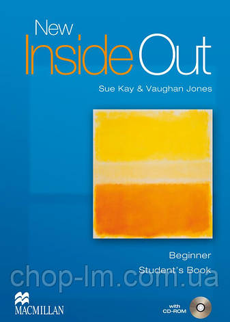 New Inside Out Beginner Student's Book with CD ROM Pack (учебник с диском), фото 2