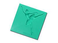 Молд от Арт ПроСвет - Балерина 2, 60x95 мм