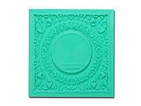 Молд от Арт ПроСвет - Квадратный багет с круглой рамкой 2, 70x70 мм