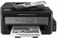 Принтер Epson M105 (C11CC85311) / (СНПЧ)