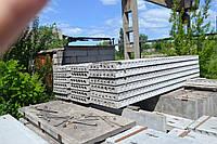 Плита бетонная(пустотная) ПК 90-10-8, фото 1