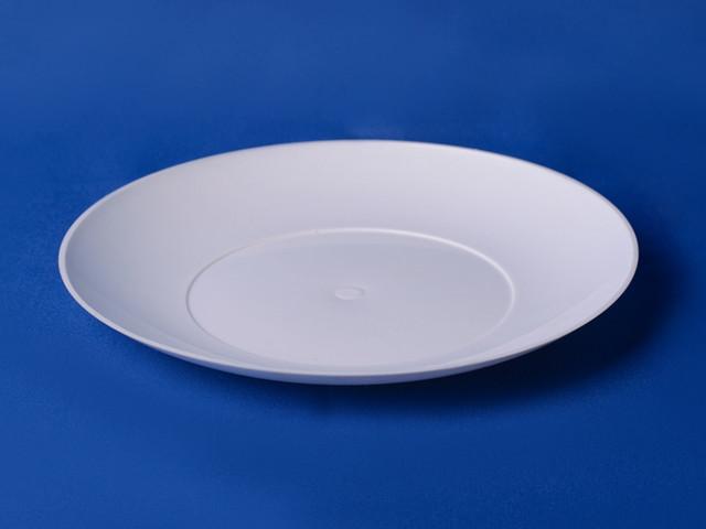 тарелка сервировочная пластиковая