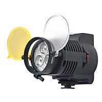 Накамерный свет MLux LED H300P Daylight