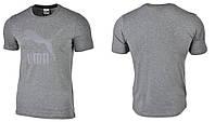 Футболка спортивная, мужская puma T-Shirt 568554 33 Logo пума