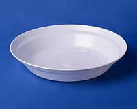 Тарелка суповая пластиковая (650 мл)