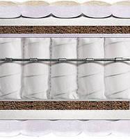 Ортопедичний матрац на незалежних пружинах Софія Люкс