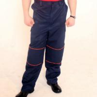 мужские рабочие зимние брюки