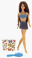 Барби Тереза Barbie Teresa Butterfly Art Doll (1998)