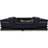 Модуль памяти для компьютера DDR4 16GB 3200 MHz RipjawsV G.Skill (F4-3200C16S-16GVK)