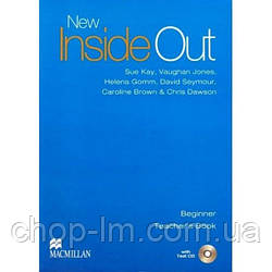 New Inside Out Beginner Teacher's Book and Test CD