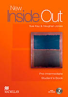 New Inside Out Pre-Intermediate Student's Book with CD ROM Pack (учебник с диском)
