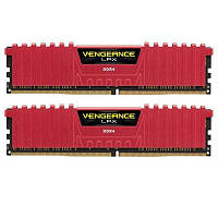 Модуль памяти для компьютера DDR4 8GB (2x4GB) 2800 MHz Vengeance LPX CORSAIR (CMK8GX4M2A2800C16R)