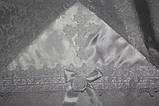 Атласная крыжма для крещения , фото 2