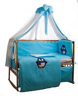 Комплект детского постельного белья bepino 8 элементов
