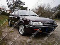 Renault R25 (83-93), Лобовое стекло