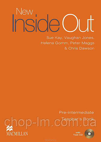New Inside Out Pre-Intermediate Teacher's Book and Test CD, фото 2